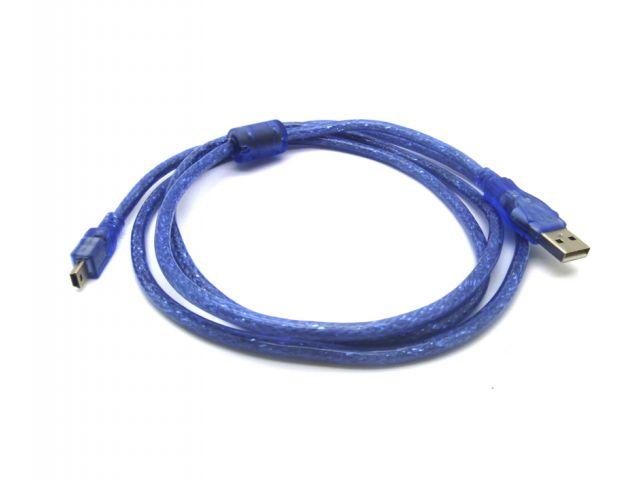 CABLE HAVIT USB 2.0 A MINI 5P - 1.8M
