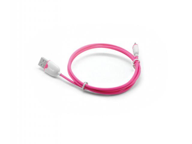 CABLE HAVIT USB A MICRO USB SEMI RIGIDO