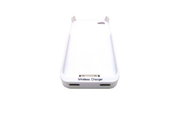 SOPORTE  PARA CARGA INALAMBRICA DE iPHONE 4