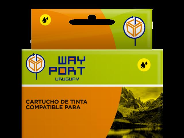CART. WAYPORT  PCANON CLi151 YELLOW PIXMA iP7210  IX6810  MG5410  MG5510  MG6310  MG6410  MG7110  MX721