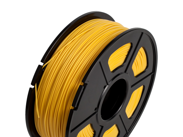OFERTA FILAMENTO PIMPRESORA 3D ABS YELLOW DE 3.00 MM  1KG