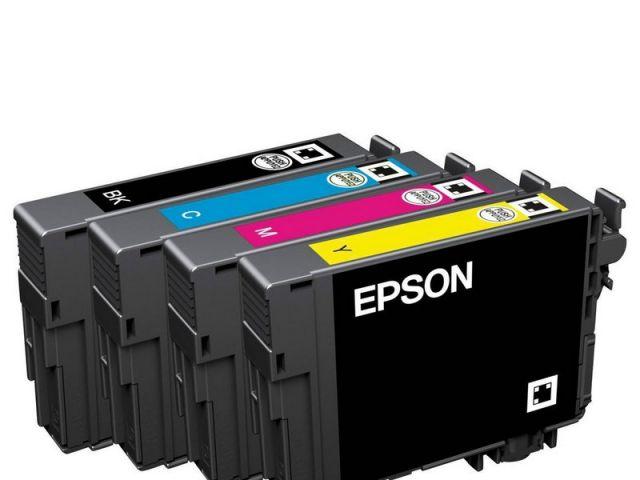 CART. ORIG. EPSON NEGRO T195120  XP-20, XP-101, XP-201211 4 ML