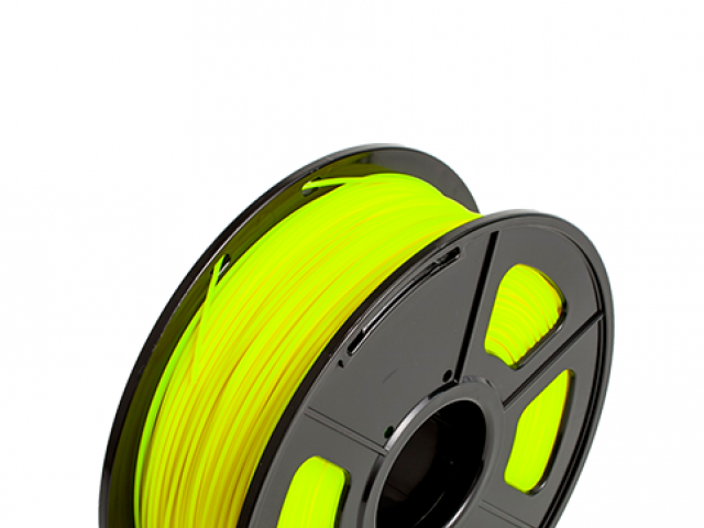 FILAMENTO PIMPRESORA 3D PLA DE 3.00 MM  1 KG YELLOW