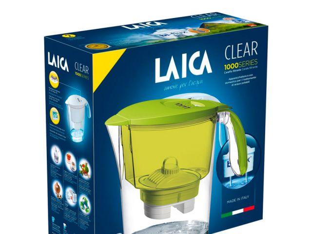 JARRA LAICA CLEAR VERDE 2.3 lts