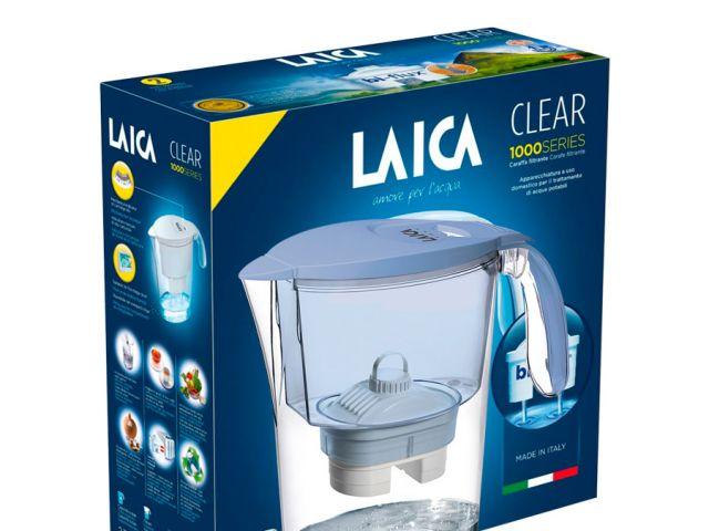 JARRA LAICA CLEAR AZUL 2.3 lts