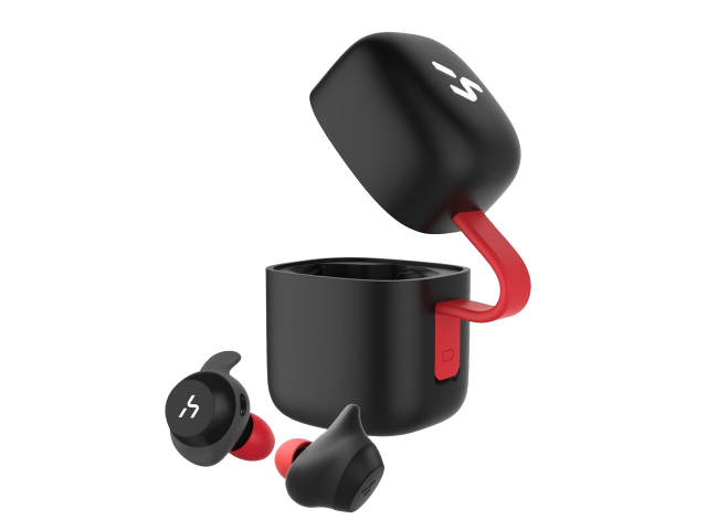 AURICULAR HAVIT INALAMBRICO CON BLUETOOTH RED