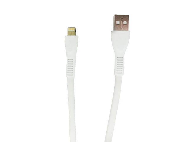 CABLE DE DATOS PARA HAVIT IPHONE DE 1.8 M WHITE