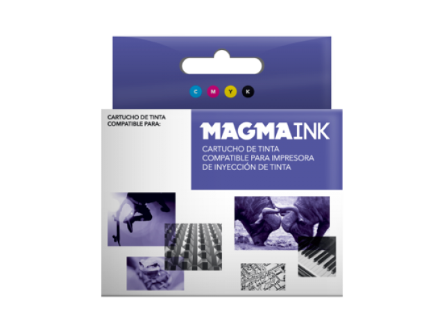 CART. MAGMA BLACK PCANON  iP118018801980200258026802900 MP145150198228476 MX308X318 JX200201
