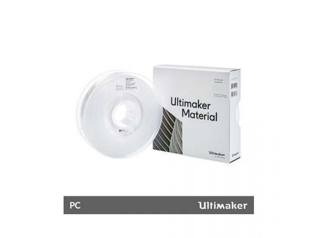 FILAMENTO ULTIMAKER PCA 750GR 3MM WHITE