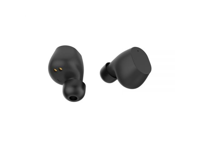AURICULARES HAVIT TIPO EARBUDS, COLOR NEGRO