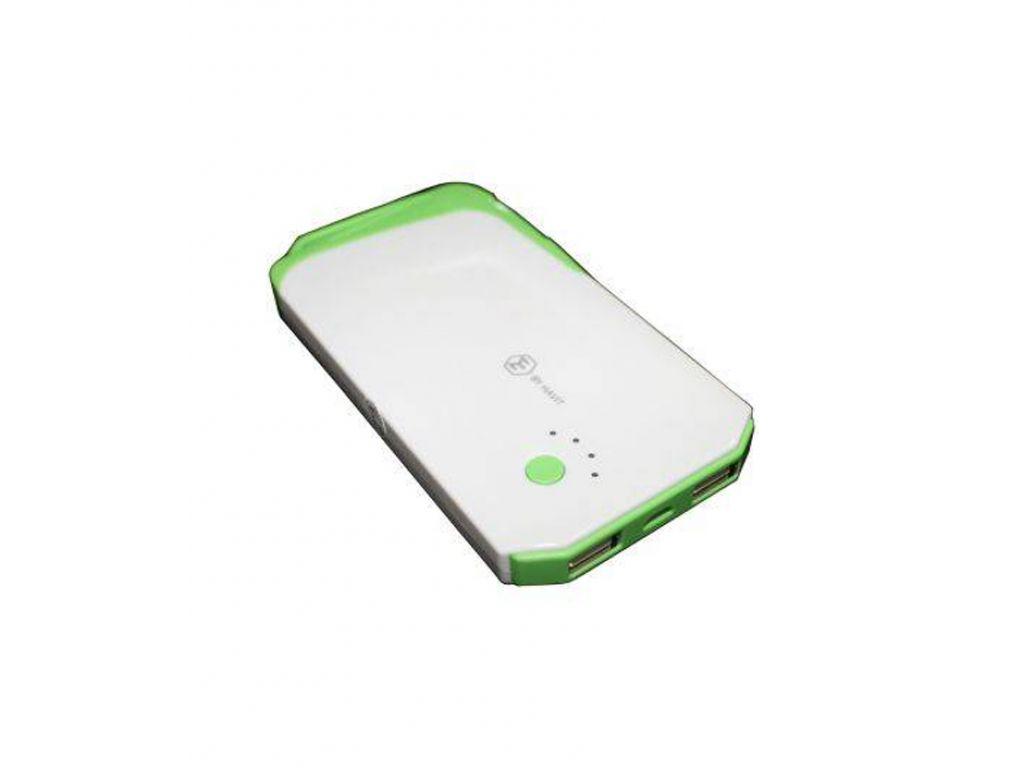 CARGADOR HAVIT  DE EMERGENCIA 2 USB PORTATIL 5600MAH /1A