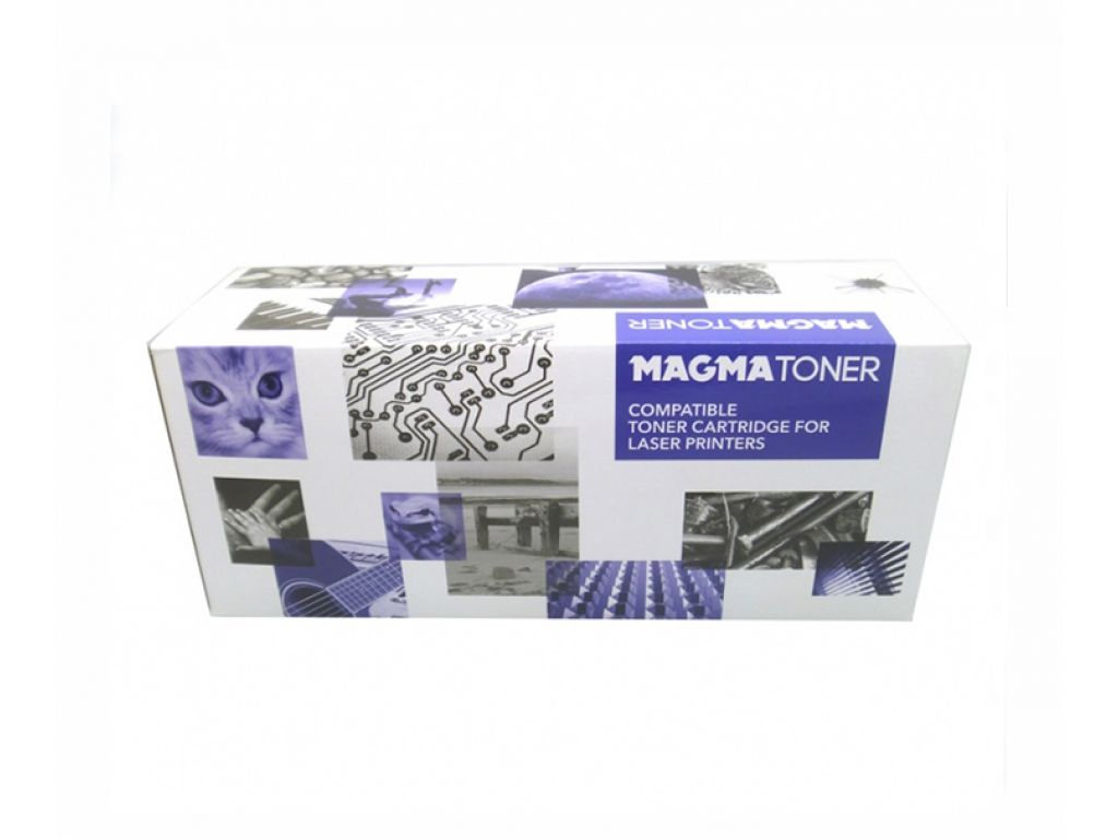CART. MAGMA P/KONICA MINOLTA  C451 YELLOW