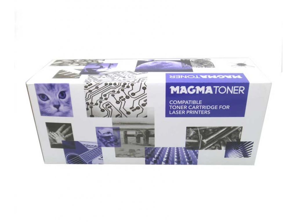 CART. MAGMA P/KONICA MINOLTA BIZHUB C280 BLACK