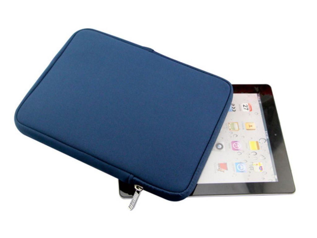 "FUNDA FLEXIBLE HAVIT PARA TABLET 7.9"" CON PROTECTOR DE VIBRACION"