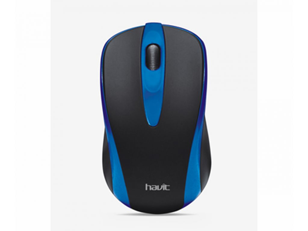 MOUSE HAVIT USB VARIOS COLORES
