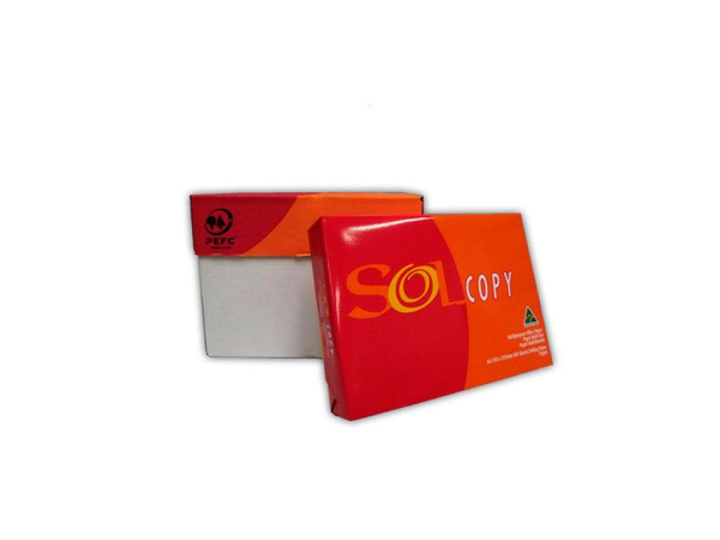 SOLA475 Papel Fotocopia 75G SOLCOPY