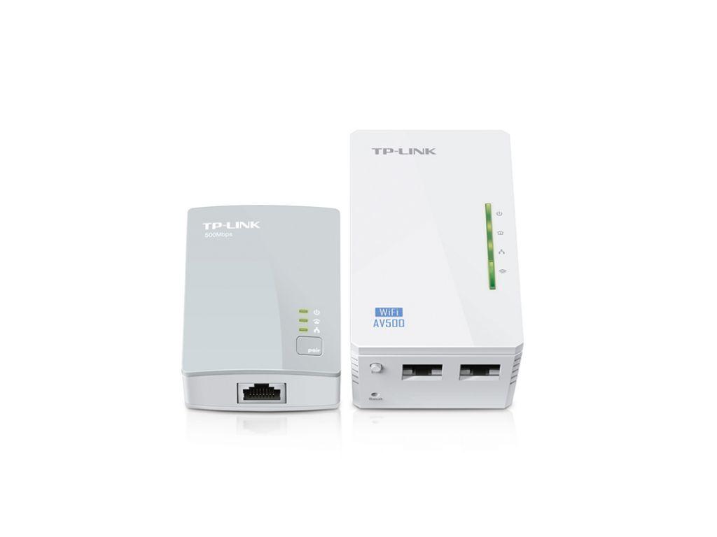 POWER LINE TP-WPA4220T X 3 STARTER KIT