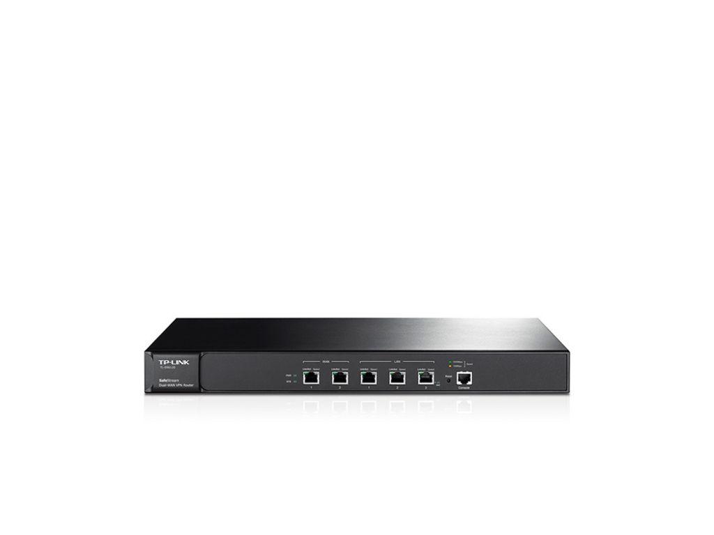 ROUTER VPN SAFE STREAM GIGABIT DUAL TP-LINK TL-ER6120
