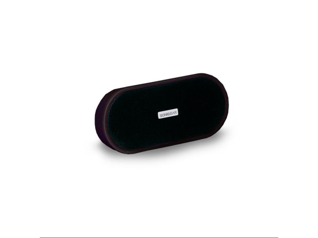 AUDIO PORTATIL 2GO NOW! 3W C/ BAT. LITIO RECARGABLE USB/ELECTR., BLACK