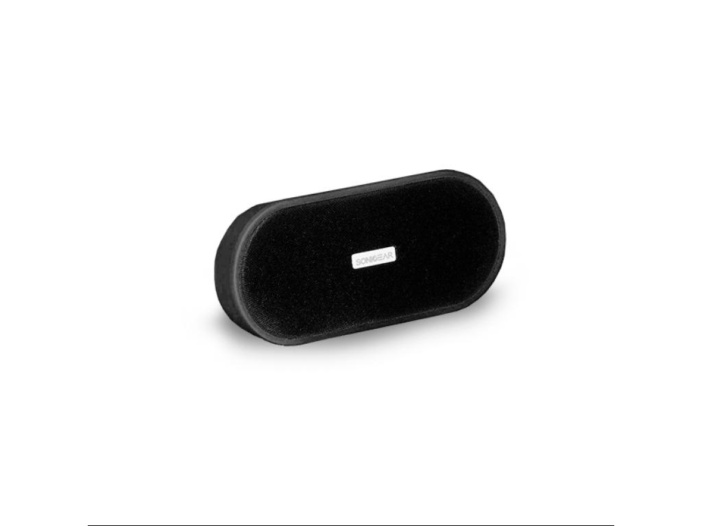 AUDIO PORTATIL 2GO NOW! 3W C/ BAT. LITIO RECARGABLE USB/ELECTR., GREY