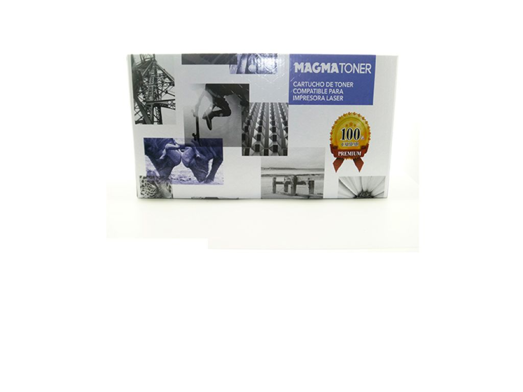 CART. MAGMA P/XEROX PHASER 7800 17K CYAN