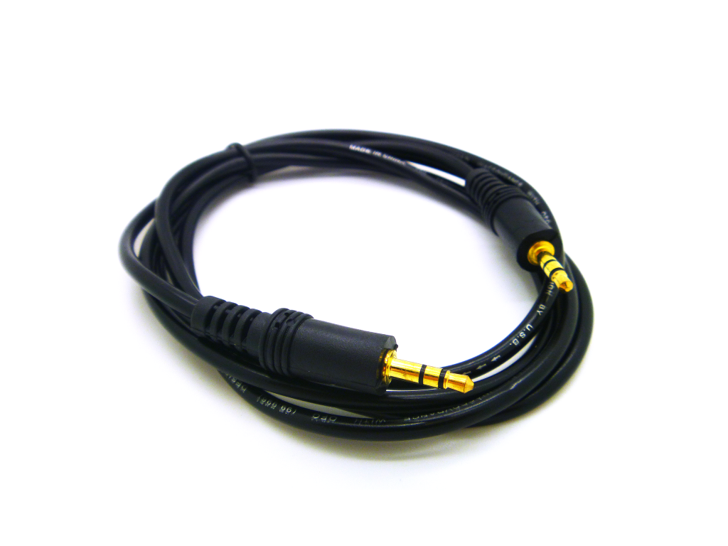 CABLE HAVIT 1.5M ST3.5M/ST3.5M AUDIO CABLE