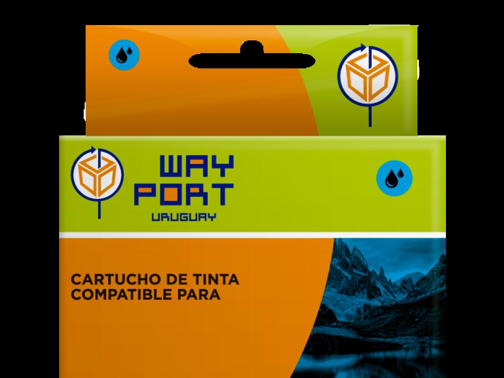 CART. WAYPORT EPSON CYAN PARA XP 100 / XP 200 / XP 300 13ML