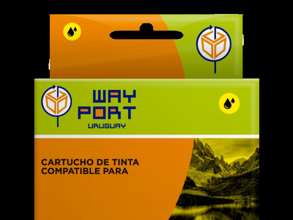 CART. WAYPORT HP CZ120AL (670XL) YELLOW 3525/4615 750 cps