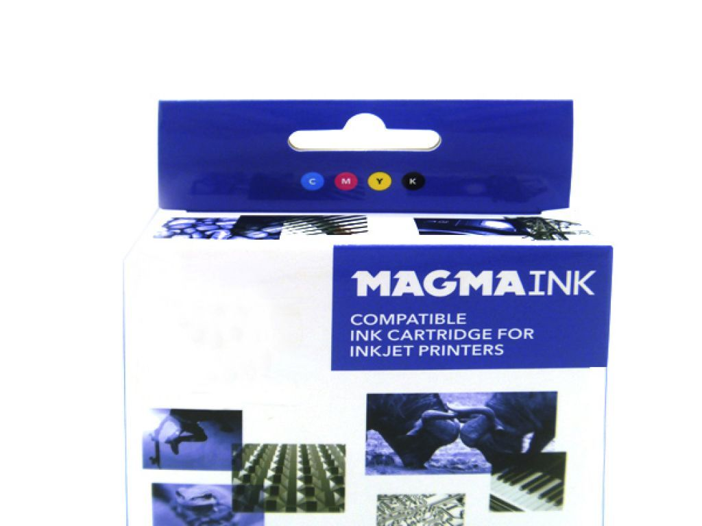 CART. MAGMA  EPSON BLACK T1951/T1961 XP-20, XP-101, XP-201, XP 204, XP-211, XP401, WF-2512, WF2532 15 ML