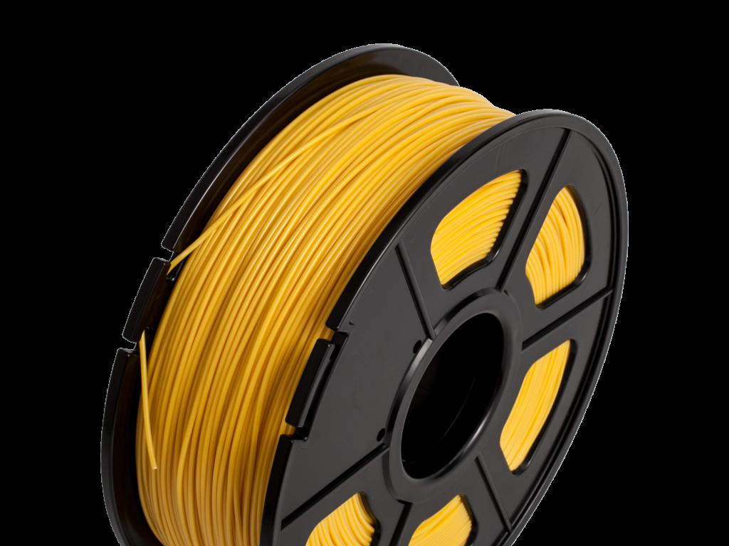 FILAMENTO P/IMPRESORA 3D ABS GOLD DE 3.00 MM / 1 KG