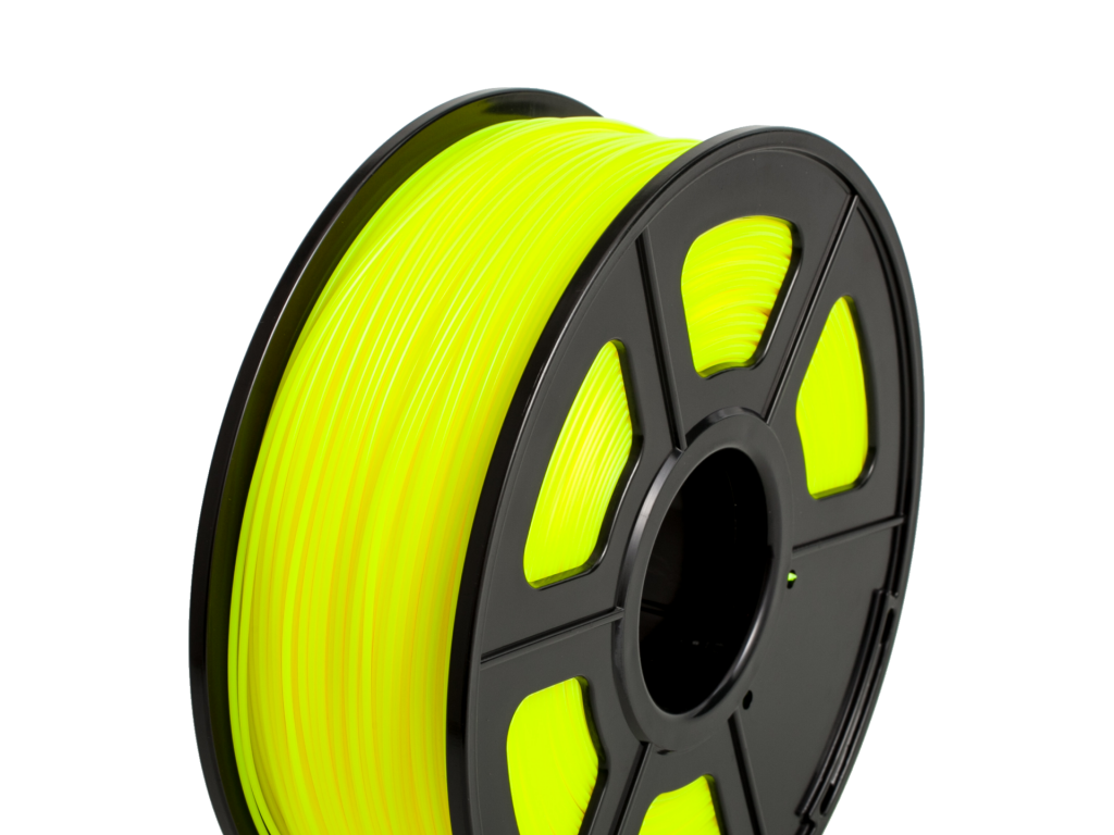 FILAMENTO P/IMPRESORA 3D ABS DE 1.75 MM / 1KG YELLOW