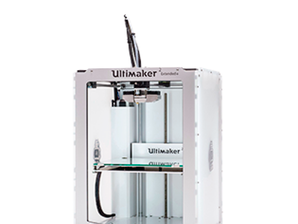 IMPRESORA 3D ULTIMAKER 2 EXTENDED+ PARA IMPRIMIR PRODUCTOS DE MAYOR ALTURA