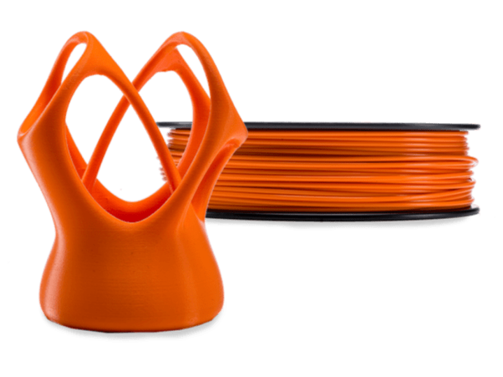 FILAMENTO ULTIMAKER PLA 750 GR - 2,85 MM ORANGE