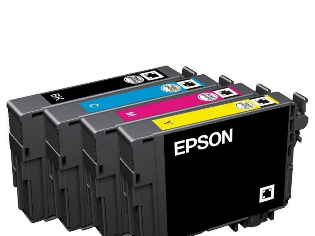 CART. ORIG. EPSON CYAN PARA T25/TX125/TX133