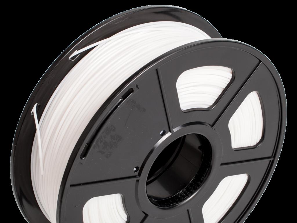 FILAMENTO P/IMPRESORA 3D ABS WHITE DE 3.00 MM / 1 KG