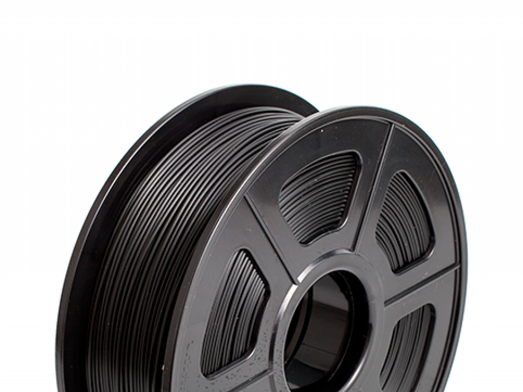 FILAMENTO P/IMPRESORA 3D ABS BLACK DE 3.00 MM / 1KG