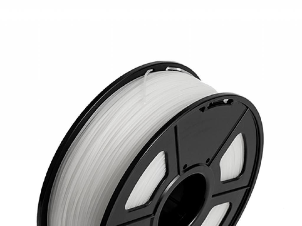 FILAMENTO P/IMPRESORA 3D NYLON 1.75MM 1KG BLACK