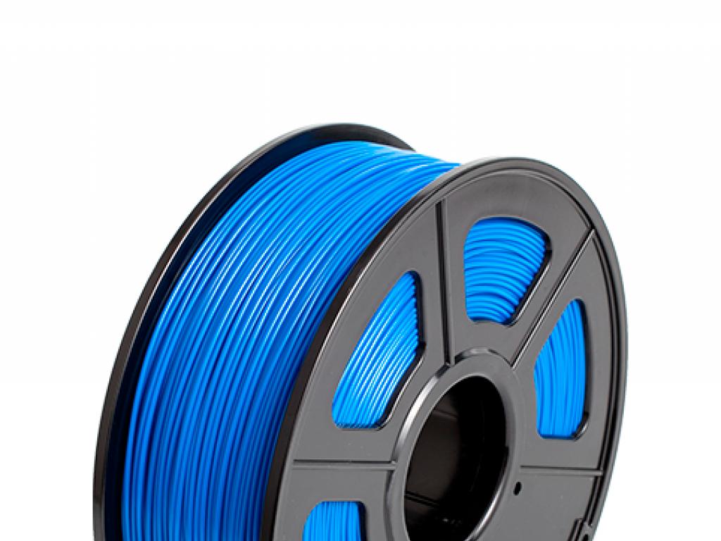 FILAMENTO P/IMPRESORA 3D PLA DE 3.00 MM  / 1 KG BLUE