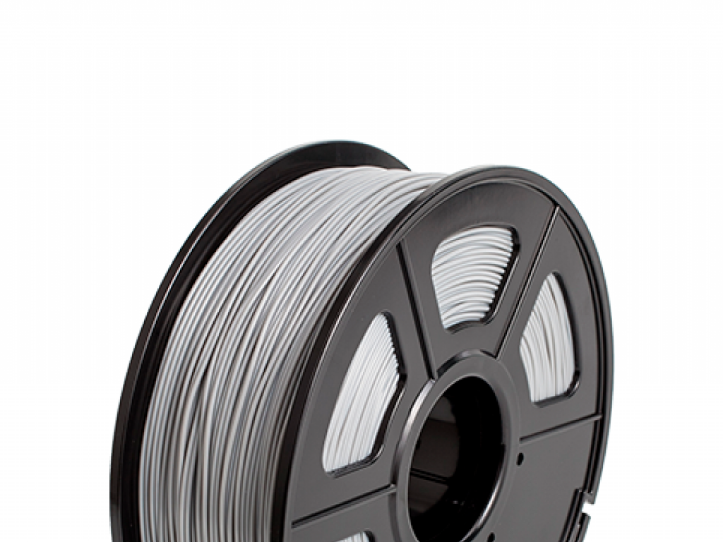 FILAMENTO P/IMPRESORA 3D ABS DE 1.75 MM / 1KG GREY