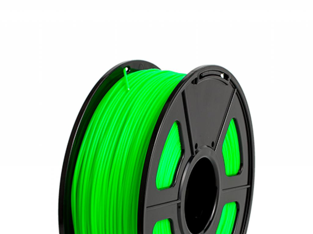 FILAMENTO P/IMPRESORA 3D PLA DE 3.00 MM / 1KG GREEN