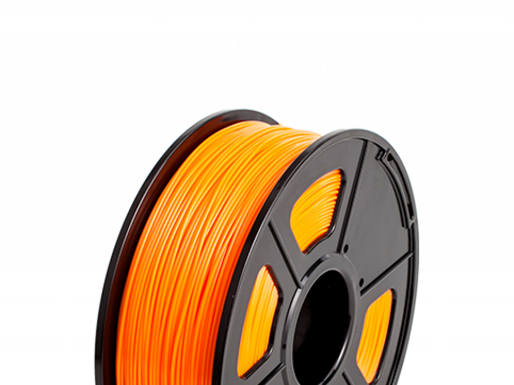 OFERTA FILAMENTO P/IMPRESORA 3D ABS ORANGE DE 3.00 MM / 1 KG