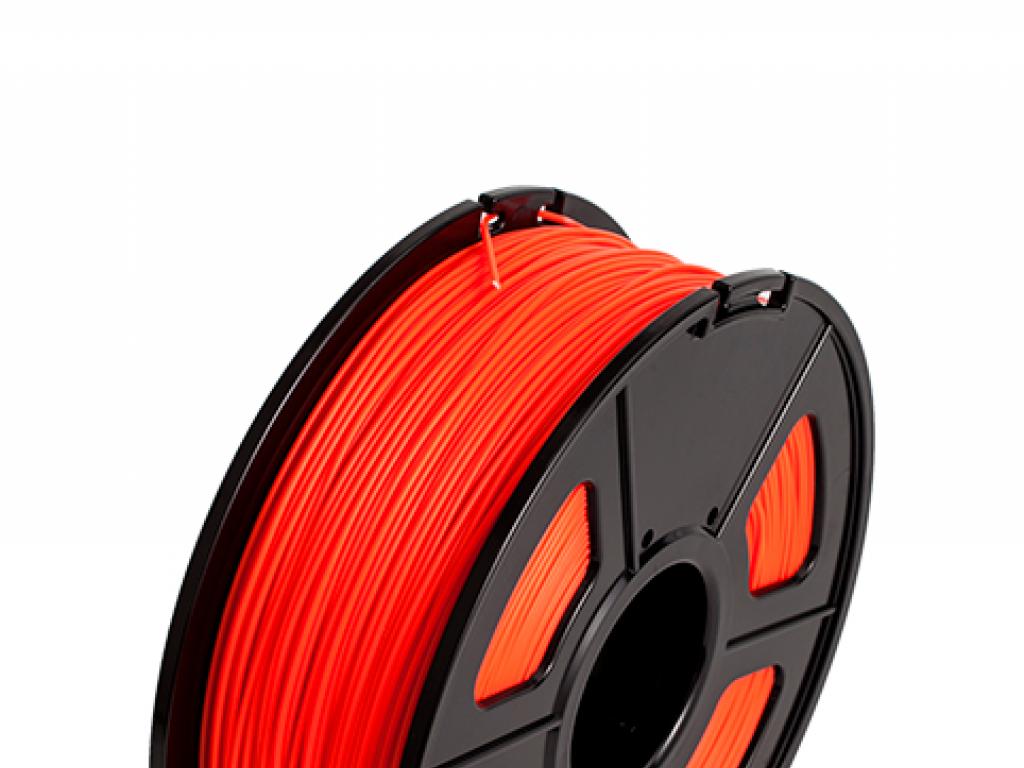FILAMENTO P/IMPRESORA 3D PLASTICO DE 1.75 MM / 1KG RED