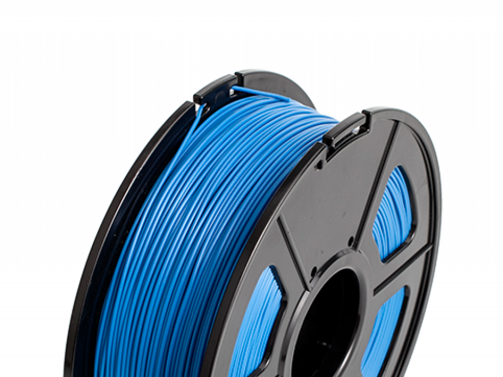 OFERTA FILAMENTO P/IMPRESORA 3D ABS LIGHT BLUE DE 3.00 MM / 1 KG