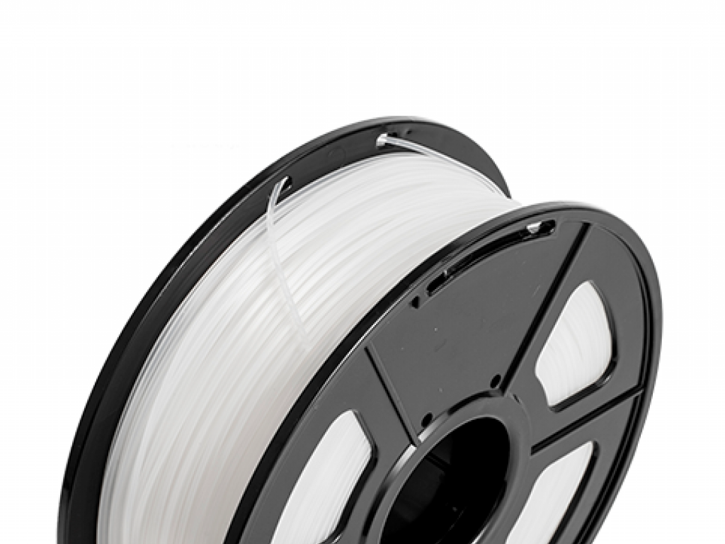 OFERTA FILAMENTO P/IMPRESORA 3D DE 1.75 MM / 1KG WHITE
