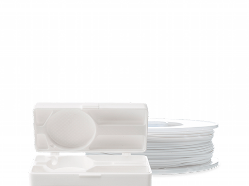 FILAMENTO ULTIMAKER TPU 95A 750GR 3MM (THERMOPLASTIC POLYESTER) WHITE