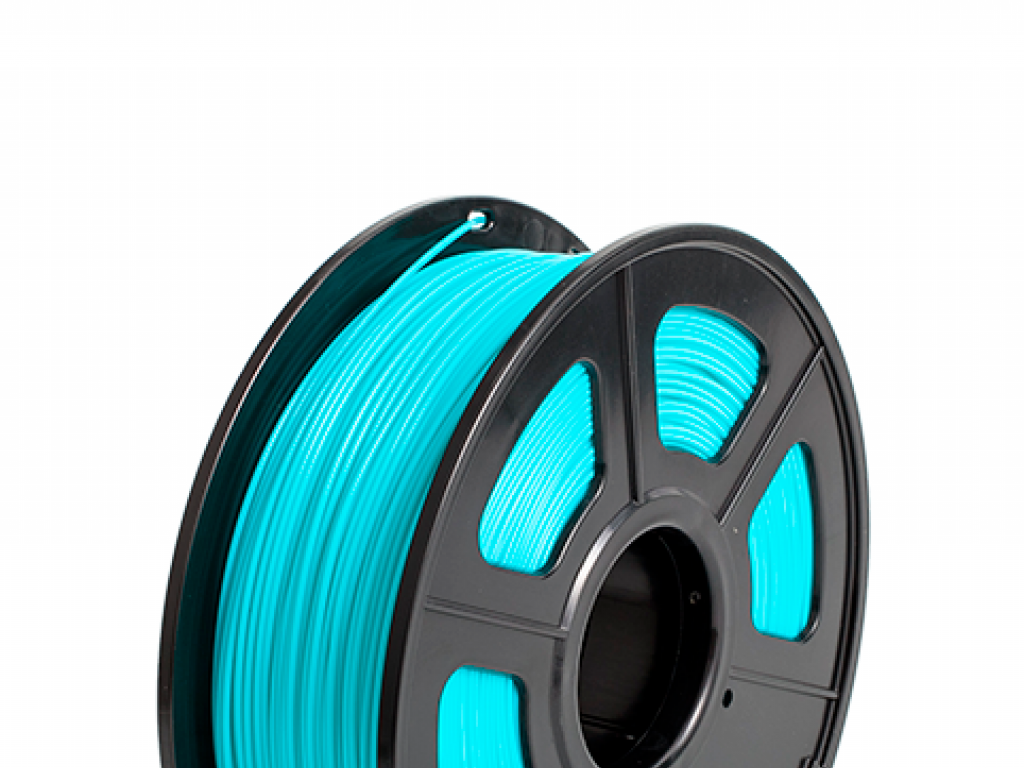 OFERTA FILAMENTO P/IMPRESORA 3D ABS LIGHT BLUE DE 1.75 MM / 1 KG