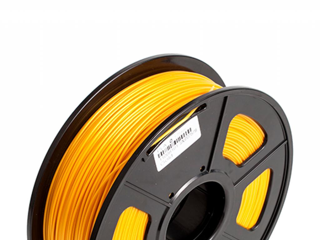 OFERTA FILAMENTO P/IMPRESORA 3D ABS GOLD DE 3.00 MM / 1 KG