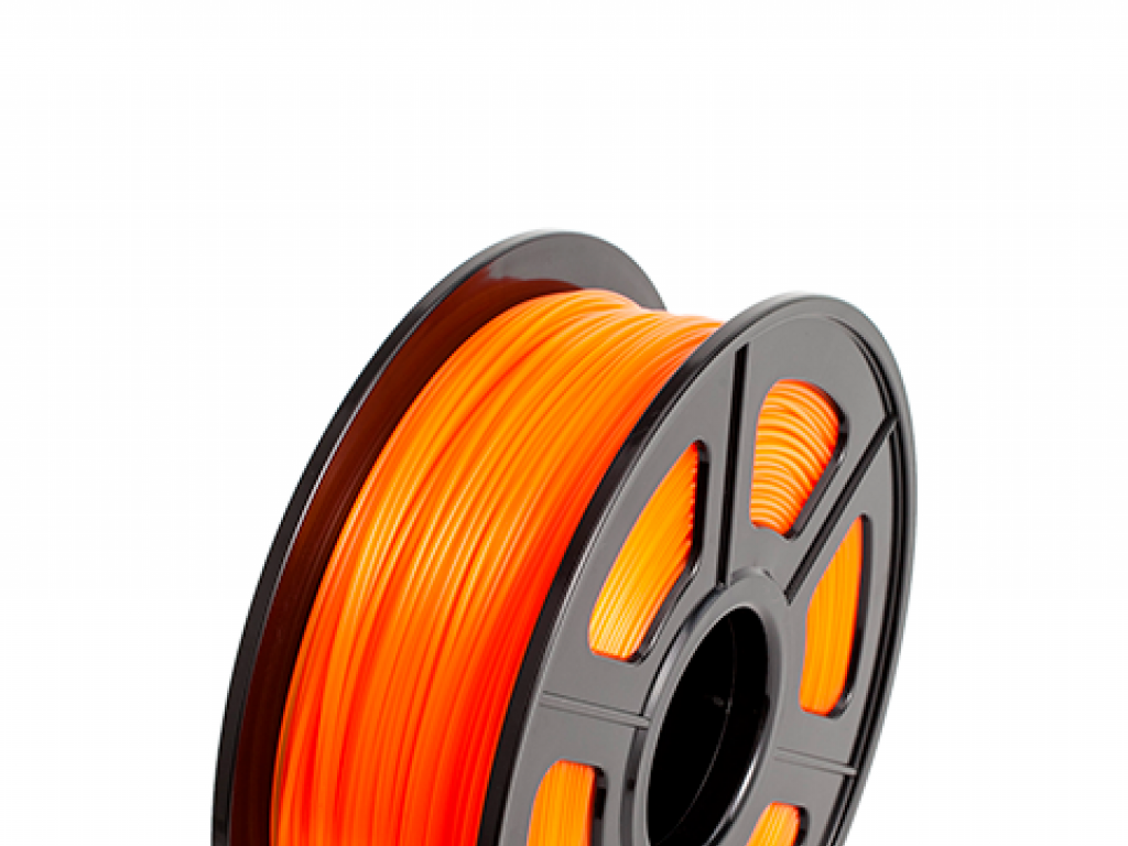 FILAMENTO P/IMPRESORA 3D PLA DE 3.00 MM / 1KG ORANGE