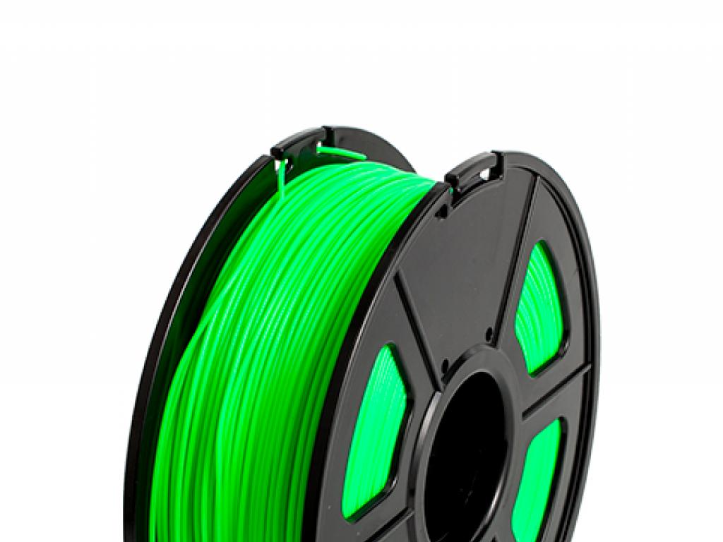 OFERTA FILAMENTO P/IMPRESORA 3D PLA DE 3.00 MM / 1KG GREEN