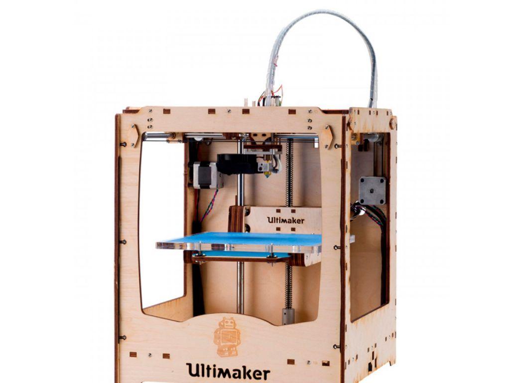 IMPRESORA 3D ULTIMAKER ORIGINAL +